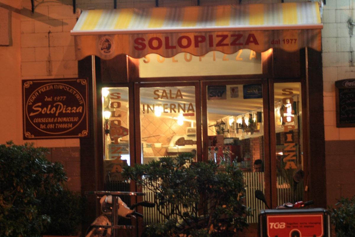 Pizzeria: Pizzeria Gaetano Genovesi