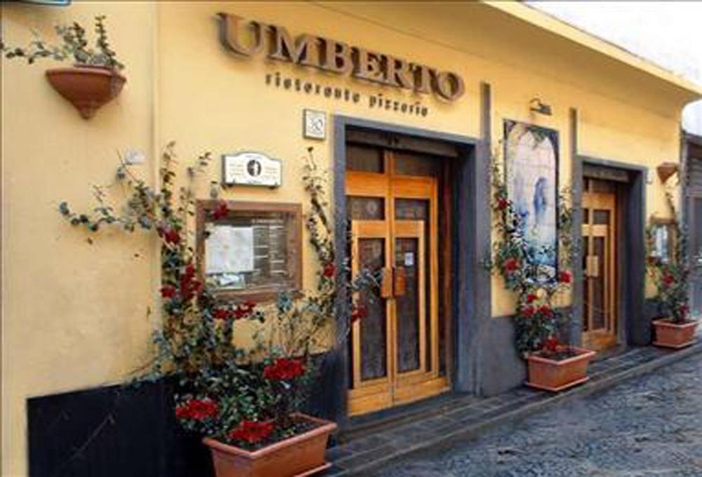 Pizzeria: Umberto