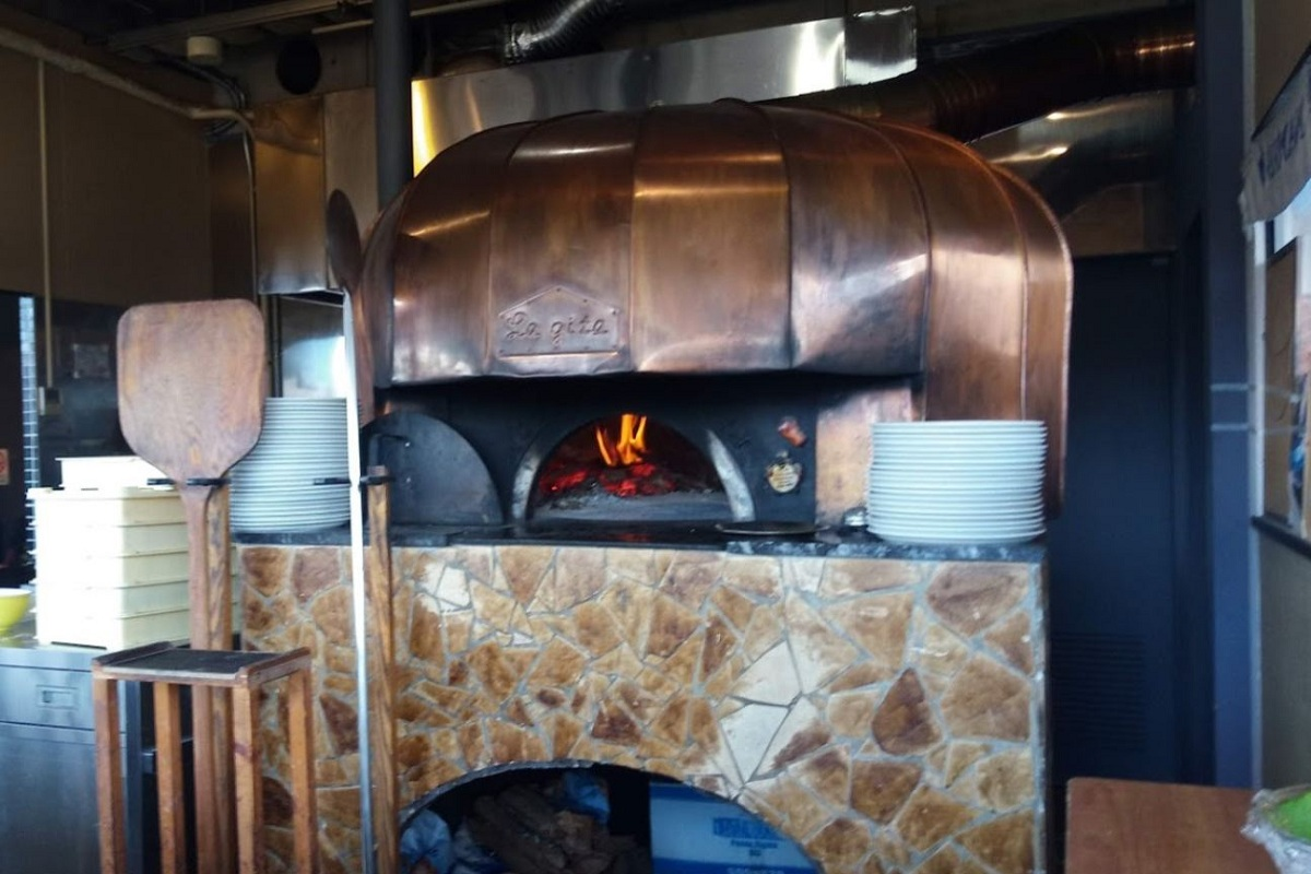 Pizzeria: Pizzeria La Gita