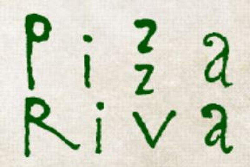 Pizzeria: Pizza Riva