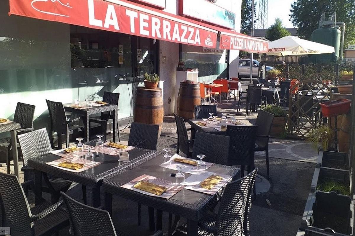 Pizzeria: La Terrazza