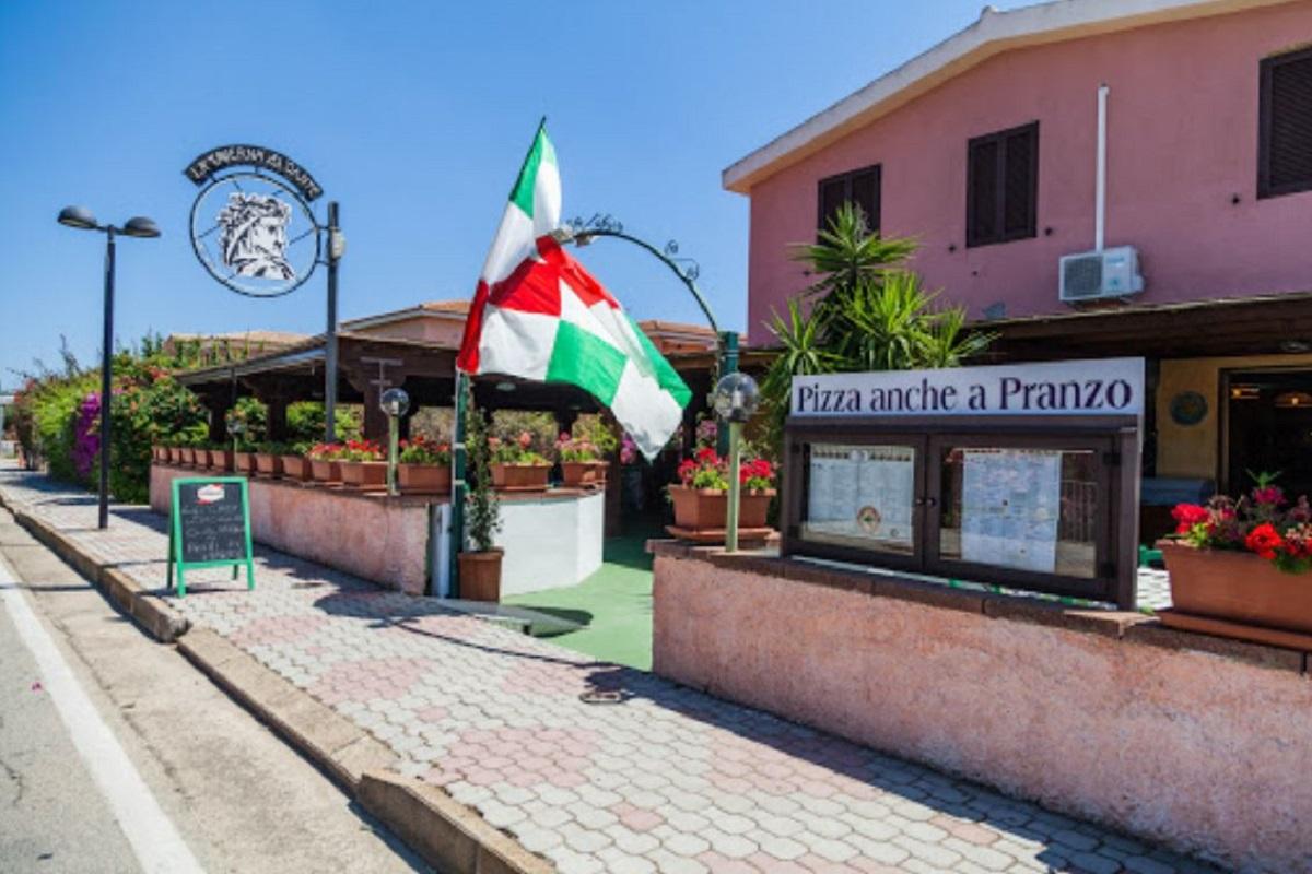 Pizzeria: La Taverna di Dante