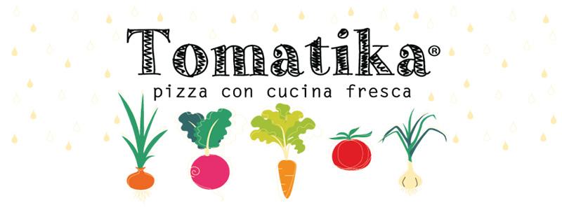 Pizzeria: Tomatika