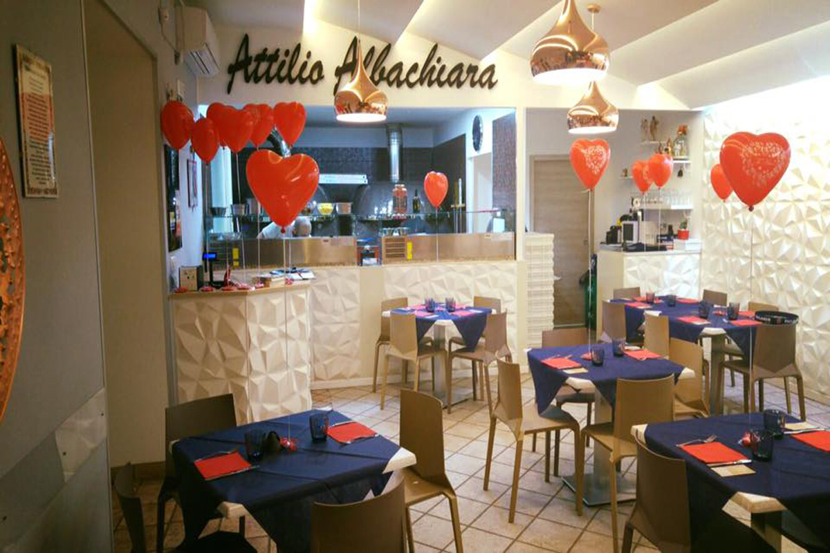 Pizzeria: Pizzeria Attilio Albachiara Pummarò