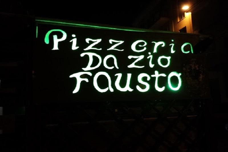 Pizzeria: Pizzeria Da Zio Fausto