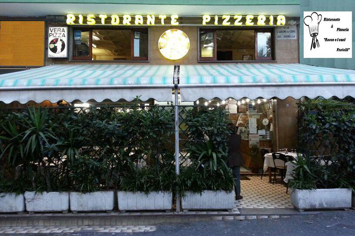 Pizzeria: Rocco e i suoi fratelli