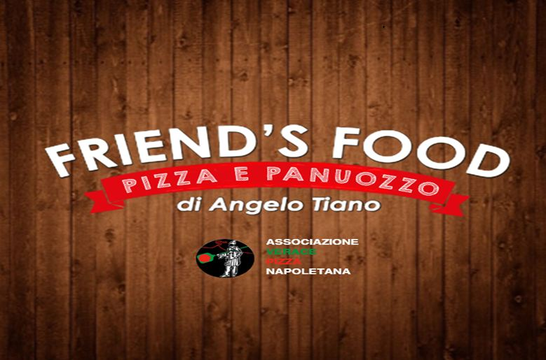 Pizzeria: Friend's Food