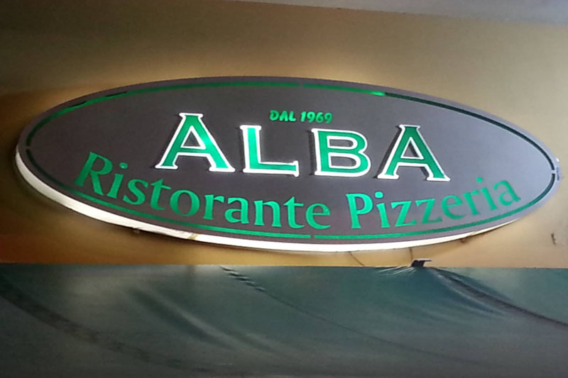 Pizzeria: Alba