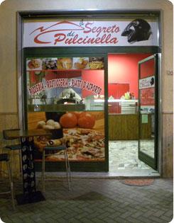 Pizzeria: Il Segreto di Pulcinella