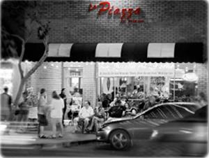 Pizzeria: La Piazza Al Forno