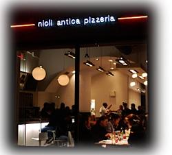 Pizzeria: Nicli Antica Pizzeria