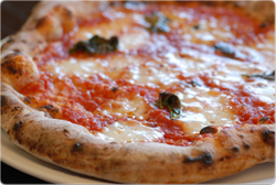 Pizzeria: Pizza e Vino