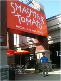 Pizzeria: Smashing Tomato 3