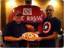 Pizzeria: Cane Rosso