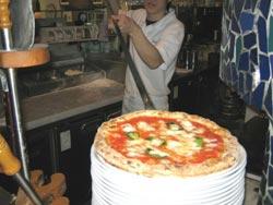 Pizzeria: Partenope Ebisu