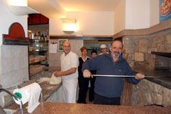 Pizzeria: La Rosetta da Massimo