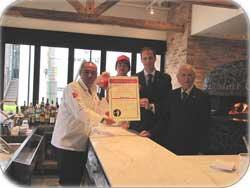 Pizzeria: The Kitchen Salvatore Cuomo Seoul