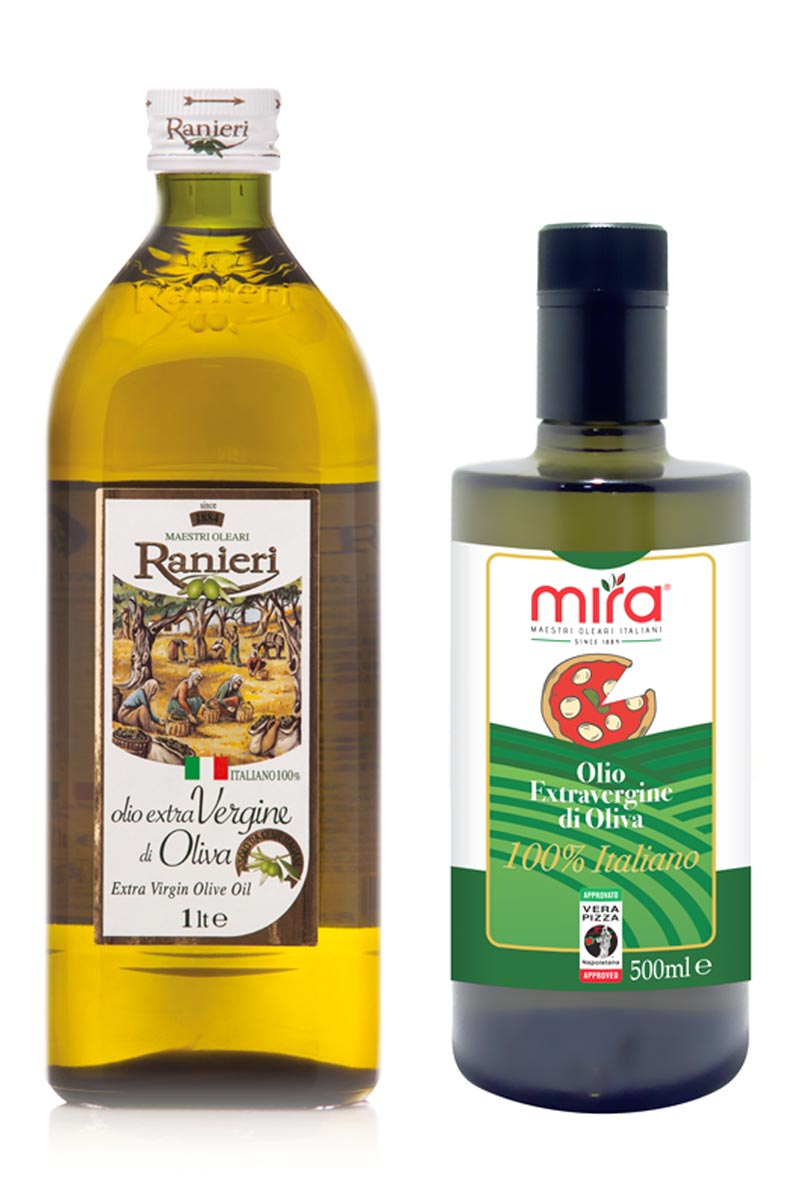100 % ITALIAN EXTRA VIRGIN OLIVE OIL