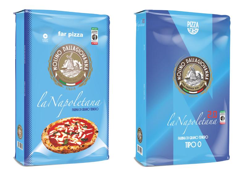 Farina per Pizza Napoletana