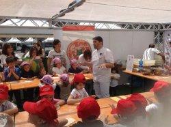 Anteprima Pizzafestival a Piazza Plebiscito