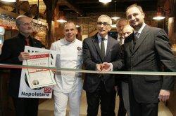 Affiliazione Pizzeria Vecchia Malga Aeroporto Guglielmo Marconi di Bologna