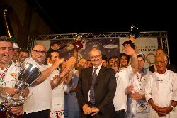 THE PIZZA NAPOLETANA OLIMPIC GAMES  - The awards