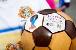 Piazza Dante Stadium: Vera Pizza World Cup. In collaborazione con Molino Caputo