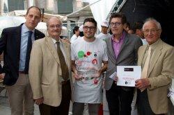 Miglior Pizzaiolo Emergente Straniero - Andrè Nevoso Guidon