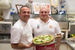 Con le mani in pasta con Giuliano Bucci e Giovanni Improta