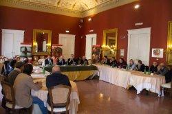 Riunione 2013: Delegati, Istruttori, Fiduciari e Direttivo