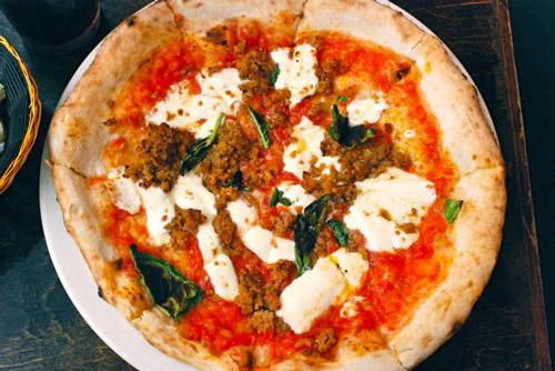 Antica Pizzeria: un oasi Culinaria nel 'Deserto' della Pizza