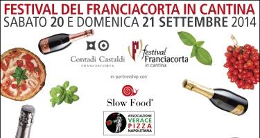 La Vera Pizza Napoletana al Festival del Franciacorta il 20 e 21 settembre