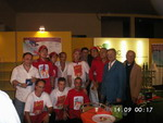 """Pizzafest 2006 - International Competition """"Vote your Pizza"""" - TECHNICAL JURY"""