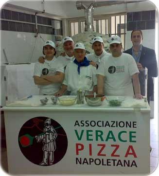 1st Master on Pizza Napoletana