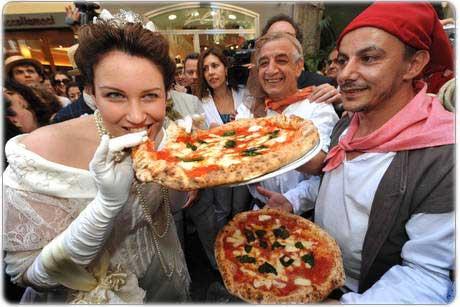 La festa della Margherita...