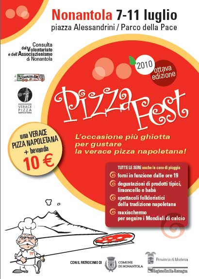 PizzaFest a Nonantola