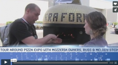 VIDEO - Tour around Pizza Expo