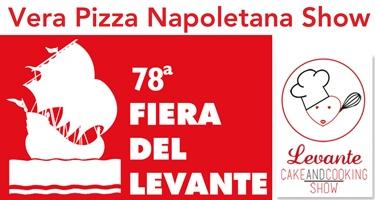 A scuola di Vera Pizza Napoletana dal 15 al 19 settembre alla Fiera del Levante di Bari.