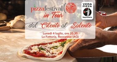 La Fattoria, prossima tappa del Pizzafestival Tour
