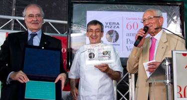 Gaetano Esposito, 60 anni per la Vera Pizza Napoletana
