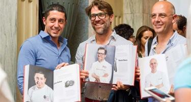 Dieci anni, 100 chef, scelti Franco Pepe e Ciro Salvo