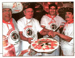 L'ultima passione dei messicani? La Pizza. L'A.V.P.N rappresentante della napoletanit&agra