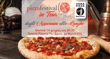 Pizzafestival in Tour fa tappa a La Morra