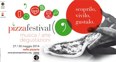 The Pizza Festival, cultural and entertainment events all over the world