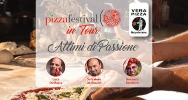 Il Pizzafestival Tour continua le sue tappe in giro per l'Italia