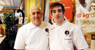 A lesson with Maestro Corrado Scaglione