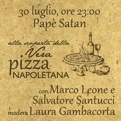 Discovering a... Pizza d'aMare