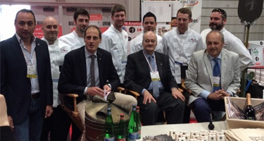 VPN Americas at the International Pizza Expo