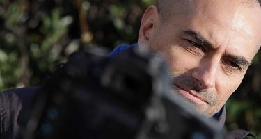 """An interview with Vittorio Sciosia, the photographer of the book """"Farina, Acqua, Lievito, Sale"""