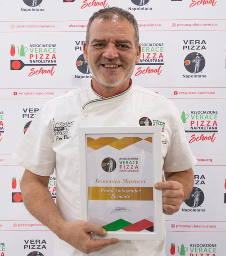 Brand Ambassador AVPN - Piemonte e Valle d'Aosta - Domenico Martucci